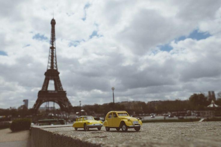 Paris üzerinde