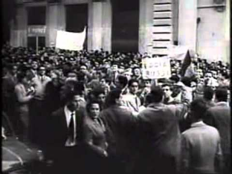 ▶ The 1956 Hungarian Revolution as Depicted in Newsreels / 1956 - YouTube