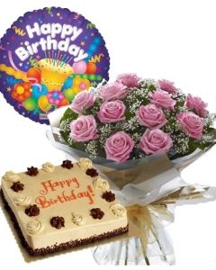 Send A Delicious Birthday Cake To Your Loved Ones On Their Flowers Delivery Shop In Manila Provides You Online Fresh Flavored And Of Highest