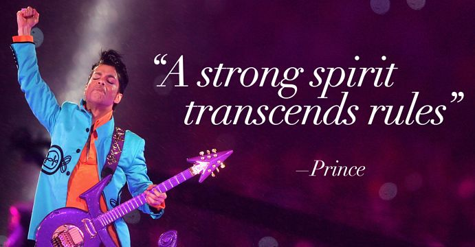 11 Incredibly Moving Prince Quotes