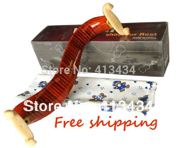 New hight quality Violin Shoulder Rest Adjustable 3/4 4/4 Size