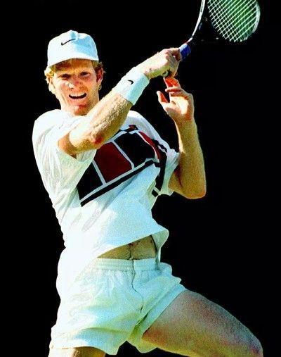 Jim Courier - USA - winner 1992, 1993