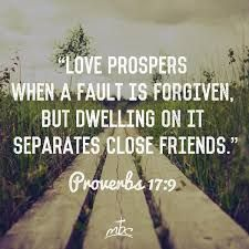 Image result for 1 proverbs 17 9