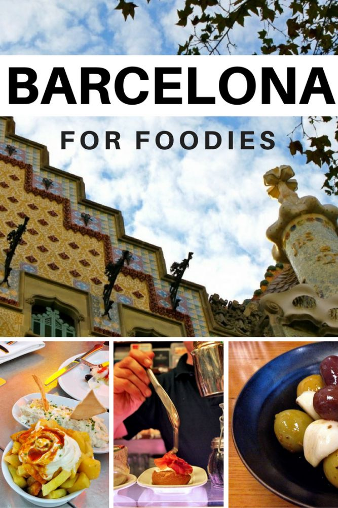 Looking for foodie things to do in Barcelona? Here are some of the best (and most delicious) food experiences in Barcelona. Buen provecho!
