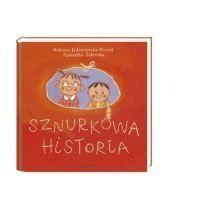 Okładka książki Sznurkowa historia