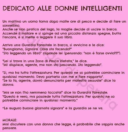 donne intelligenti