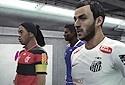 Demo do PES 2013 já  está disponível, com  Ronaldinho no Fla (Divulgação)