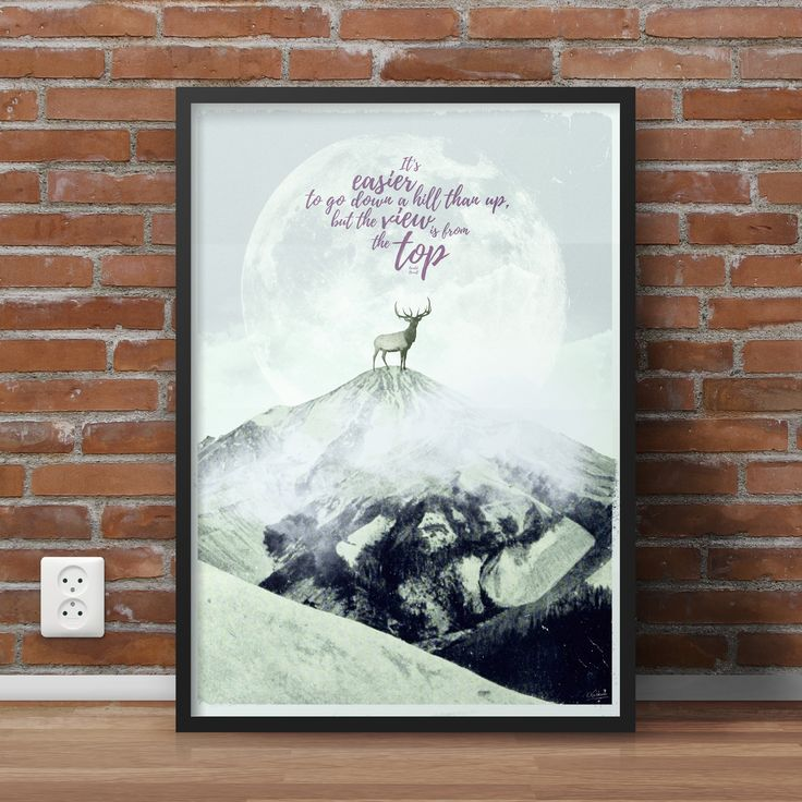 Vitage, retro poster - Be the best! Buy it at https://www.etsy.com/listing/400903491/the-top?ref=listing-shop-header-1