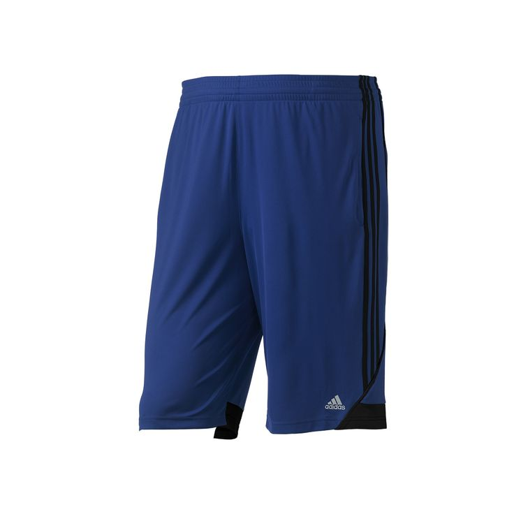 Big & Tall Adidas Climalite 3G Speed Performance Shorts, Men's, Size: Xl Tall, Blue