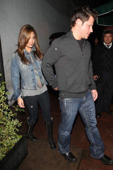 Nick Lachey and Vanessa Minnillo Leave Beso
