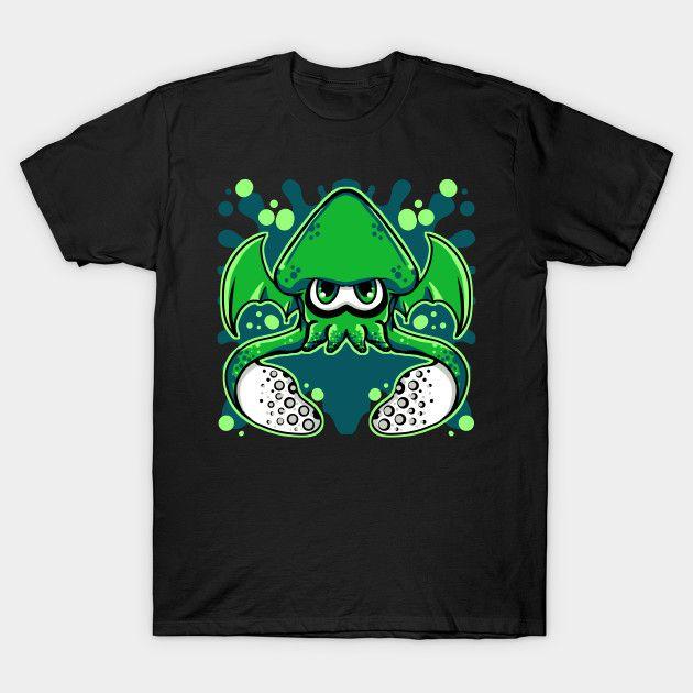 Ink-Cthulhu shirt on teepublic  #ink #Cthulhu #tee #splatoon #スプラトゥーン #WiiU #Splatoon2 #毎日マンメンミ#Splatfest #Nintendo #SplatNe t#拡散希望 #splatweb #amiibo #tattoo #art #inked #tattoos #drawing #tshirt #tshirts #shirt #shirts #tee #tees #games #gamer #nerd #splatoon2 #inkling #ling