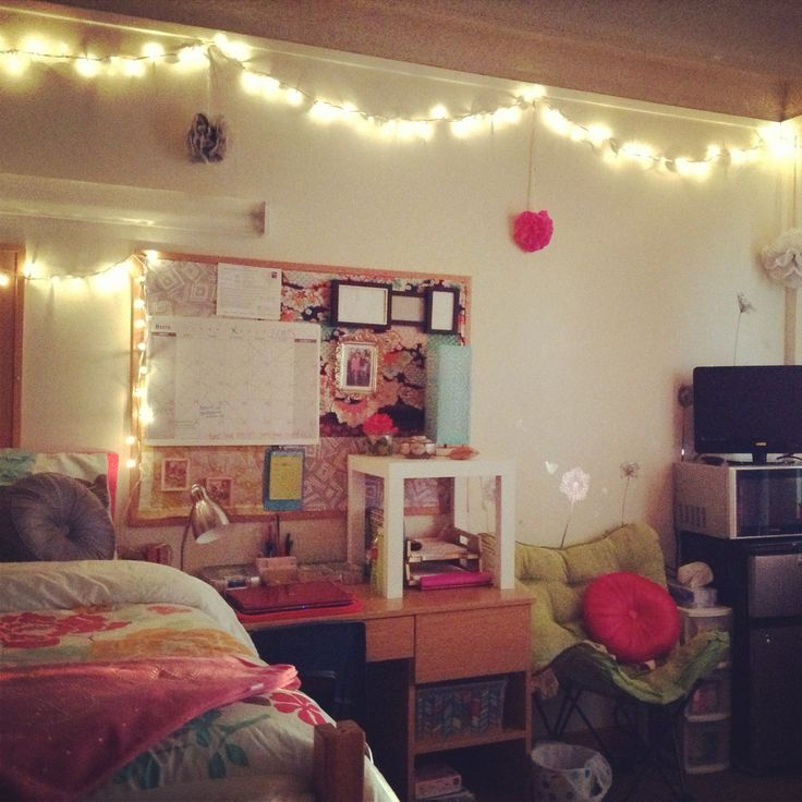 Cute, Warm Dorm Room Furnishings And Decorations Part 82