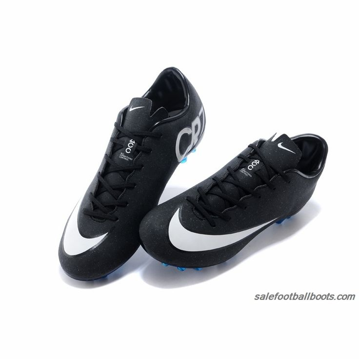 Nike Mercurial Vapor Superfly IIII X CR7 AG Black White