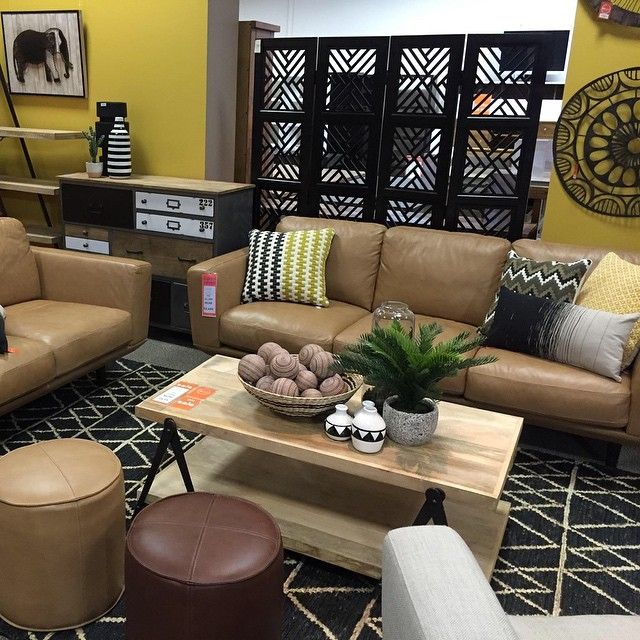 The Henry leather sofa is back better than ever in this global display at  DFO Essendon. 1470 best Furniture   Interior Design images on Pinterest   Buffet