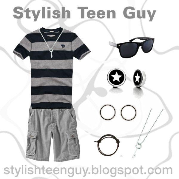 """Stylish Teen Guy #16"" by stylish-teen-guy on Polyvore"
