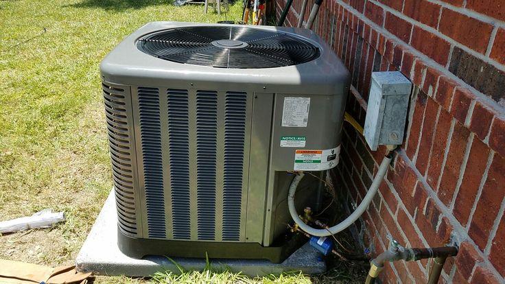 Ruud Condenser New Air Conditioner Pinterest