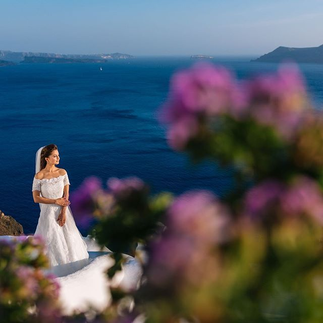 A #wedding is a reflection of a couple's personality. Let us craft a #celebration you will never forget, in a setting that will mesmerise and enchant…  Photo Credit: Vangelis Photography