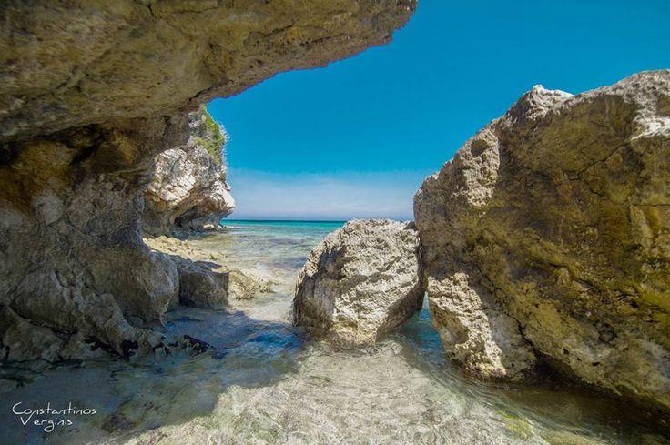 Τα Καμίνια, η παραλία των Τσουκαλάδων | My Lefkada