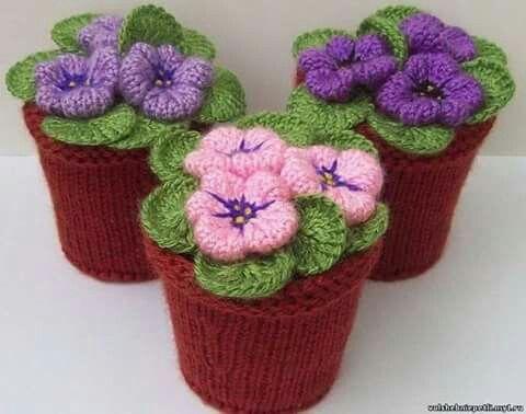 mejores 230 imágenes de flores a crochet con gráfico o patrón en