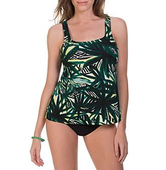 Magicsuit® Barbados Resse Tankini Top
