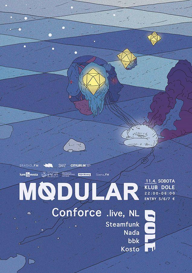 MODULAR poster