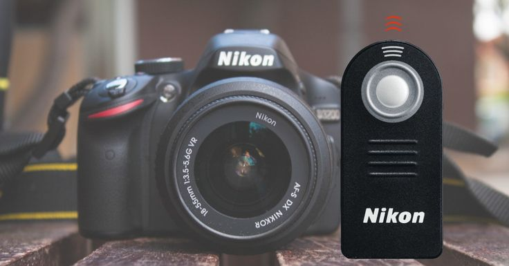 Slim wireless remote instantly triggers shutter without disturbing camera Ideal for subjects that are difficult to approach or for minimizing vibrations Compatible with the following: Nikon D5100 D520