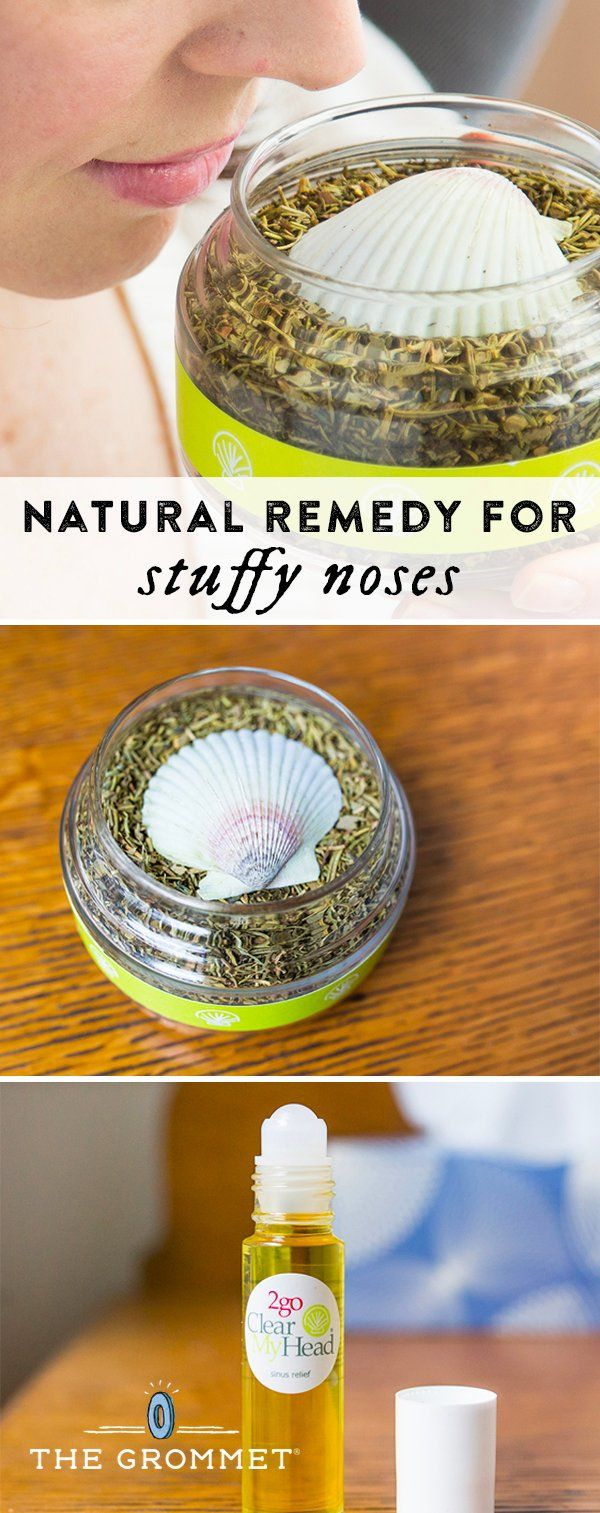 An all-natural mix of herbs and essential oils that can relieve sinus symptoms. Simply inhale the scents or mix into a steam treatment. A great natural remedy for stuffy noses.