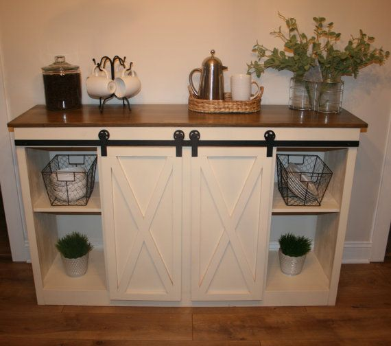 Sliding Door Farmhouse Table: 1000+ Ideas About Barn Style Doors On Pinterest