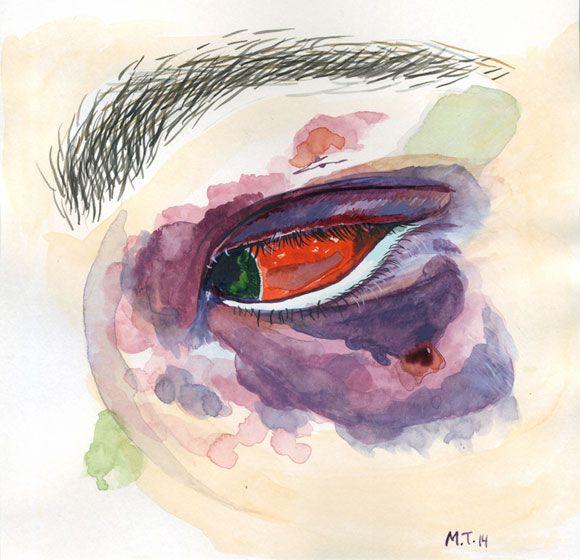 """Marie Tooth es el alter ego de Patricia Aibar, una barcelonesa de treina y un años, que además trabaja como producer. Esta semana presenta su primera colección en The Secret Toom Barcelona (Ya sabéis que ahora está en c/ Consell de Cent 204, Principal 2).""""FRAGILE"""" está compuesta por dibujos a acuarela y tinta que evocan …"""