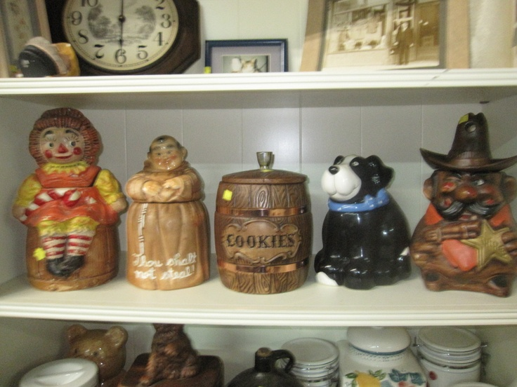 Cookie Jar Staten Island Adorable 106 Best Cookie Jar Displays & Collecting Images On Pinterest Design Decoration
