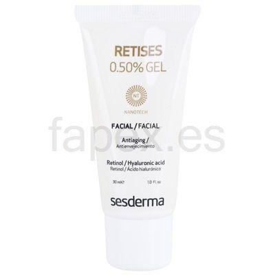 Sesderma Retises gel-crema de regeneración intensa con retinol y ácido hialurónico | fapex.es