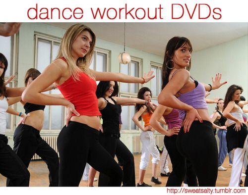sweatsalty: Best Dance Workout DVDs! Hip Hop: Dance Off the...