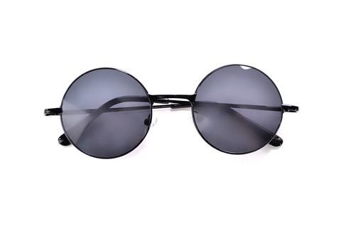 Metal Round Sunglasses - In Control Clothing