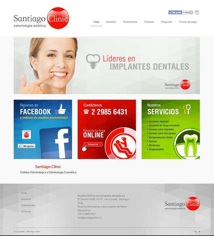 Santiago Clinic - Odontología