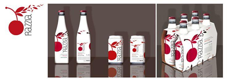 Packaging bottles   by www.gloo-studio.com