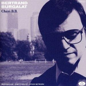 Bertrand Burgalat—Chéri B.B.