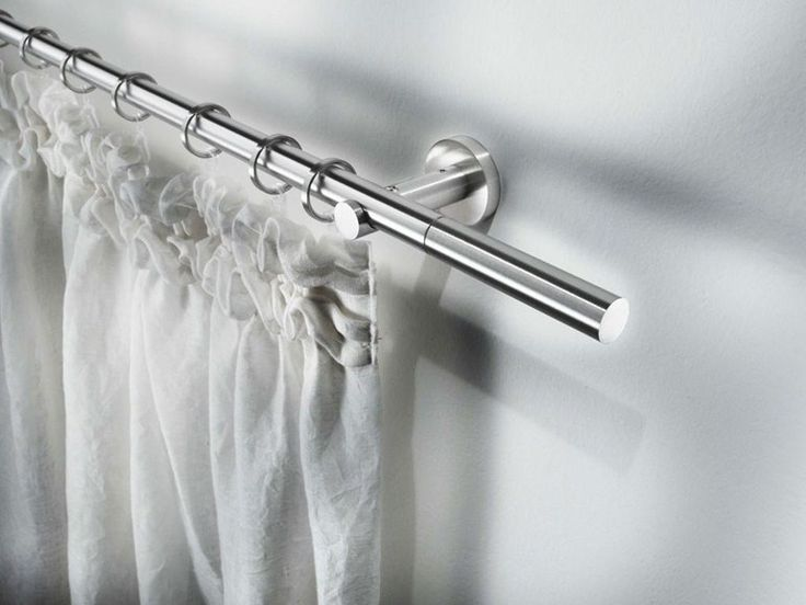 Tringle à rideau en acier de style contemporain SIRIO - Scaglioni
