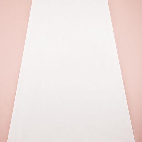 Wedding Aisle Runner - Plain White 33g Non-Woven Fabric - THINGS FESTIVE