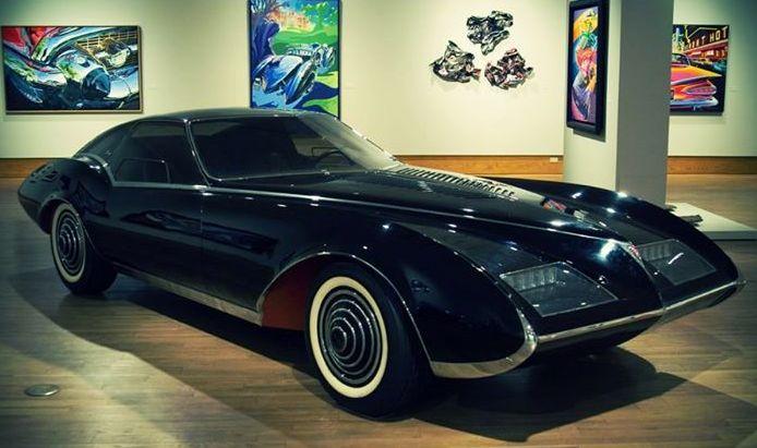 1977 Buick Phantom (prototype)
