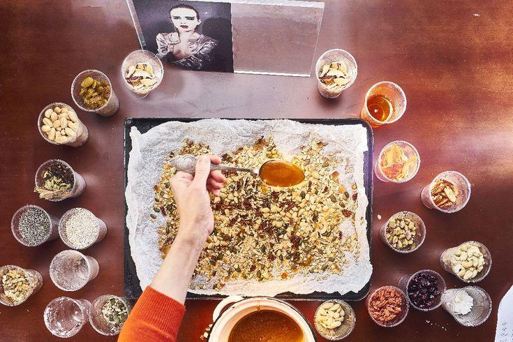 Domácí granola: Recept na vynikající müsli