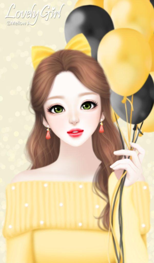Cute Animated Dolls Wallpapers Enakei Y Enakei Y Pinterest Anime Girls And Cartoon