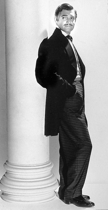 Clark Gable as Rhett Butler - Gone With the Wind (1939)