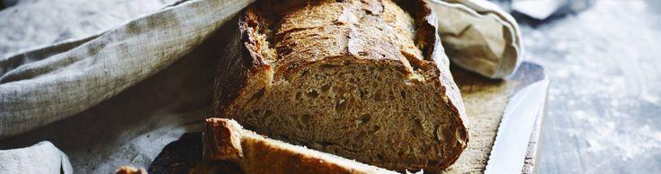 Brood bakken doe je zo: de klassiekers -                         Libelle Lekker