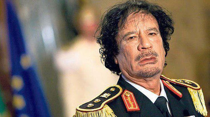 """Вот за эти """"грехи"""" убили Каддафи - Деловая соцсеть журнала МиллиардерЪ"""