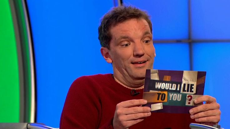 Henning Wehn on Would I Lie To You