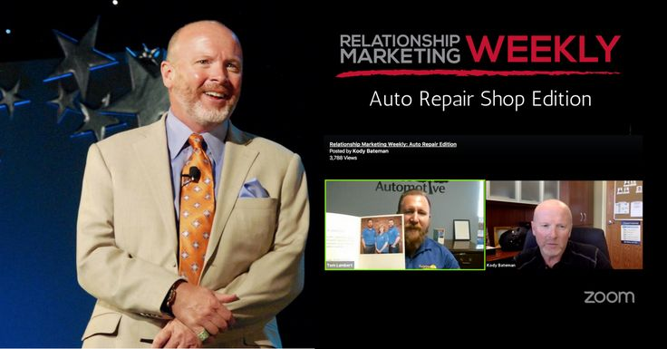 What an incredible interview relationship marketing expert Kody Bateman has with Auto Repair shop owner Tom Lamber! Tom explains how he doubled his customer referrals with a cost effective relationship marketing strategy on today's Relationship Marketing Weekly.  You'll also be blown away with how he helps others in his industry..  Tom is a true champion of …