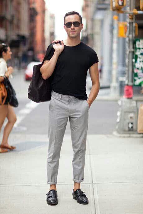 Simple fashion style