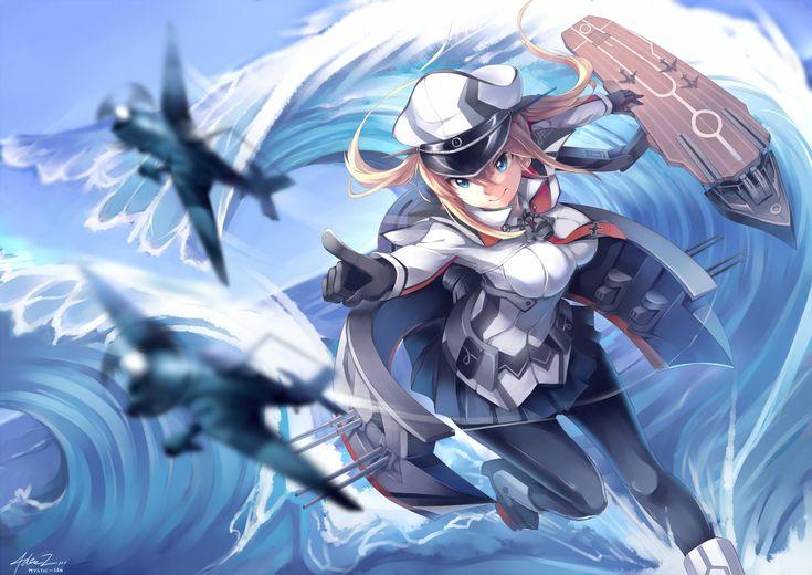 Graf Zeppelin by mysticswordsman21
