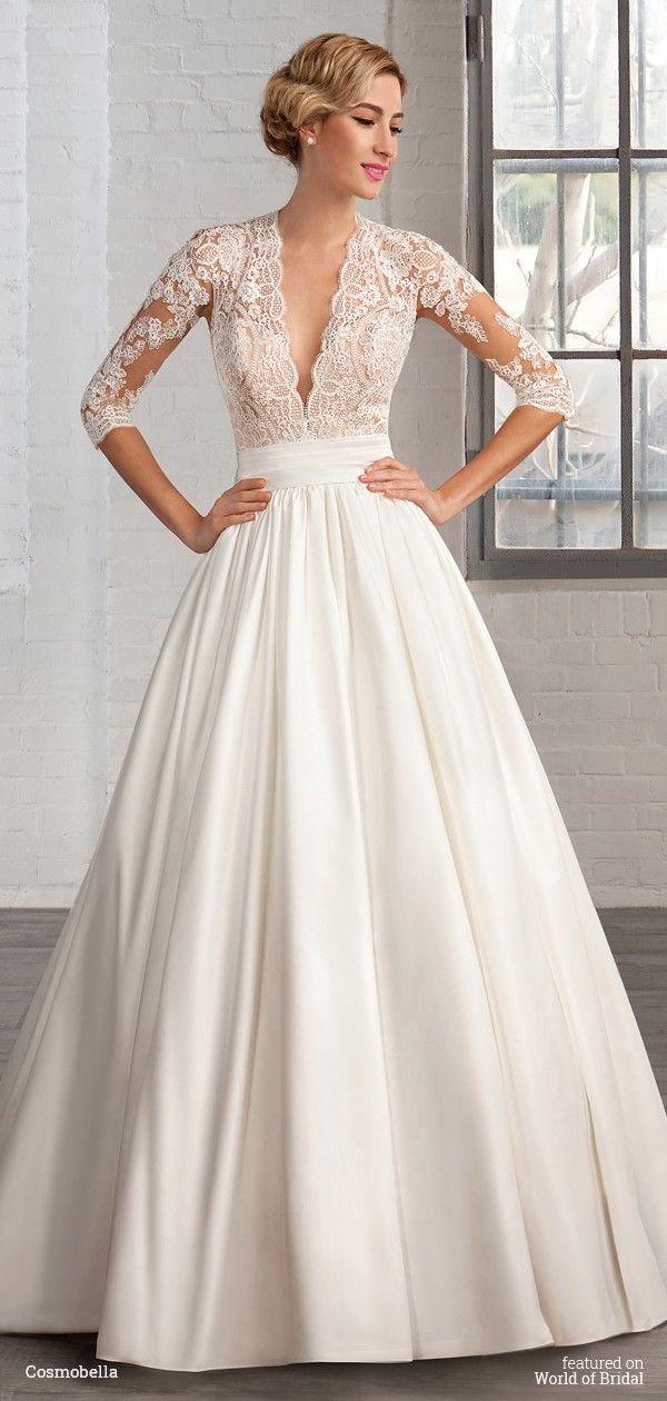 Cosmobella 2016 Wedding Dress