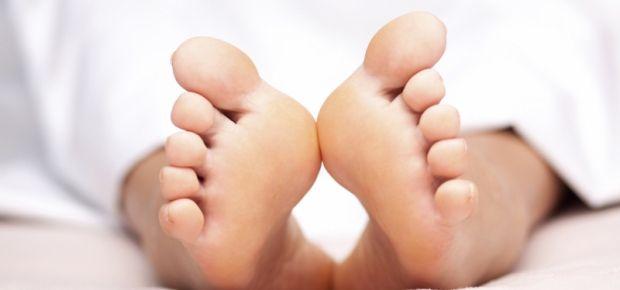 Bedtime rub, essential oils